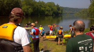 me and john at raystown 2013 sojourn